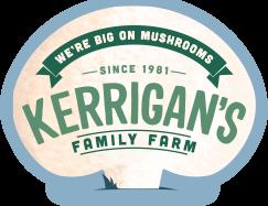 Kerrigans Mushrooms Logo