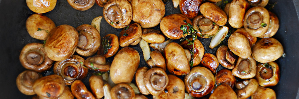 Kerrignas Mushrooms - Stuffed Portobello Mushrooms